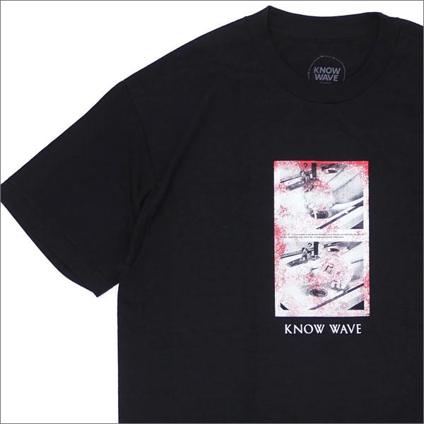 Know Wave(ノーウェーブ) Black Jack Tee (Tシャツ) BLACK 200-007637-141+【新品】