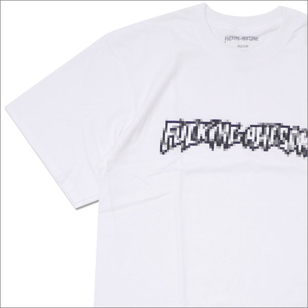 Fucking Awesome(ファッキングオーサム) Censored Tee (Tシャツ) WHITE 200-007659-140+【新品】