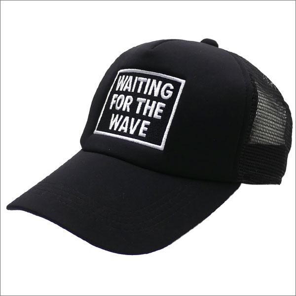 WTW(ダブルティー) WATING MESH CAP (キャップ) BLACKxWHITE 251-001216-011x【新品】