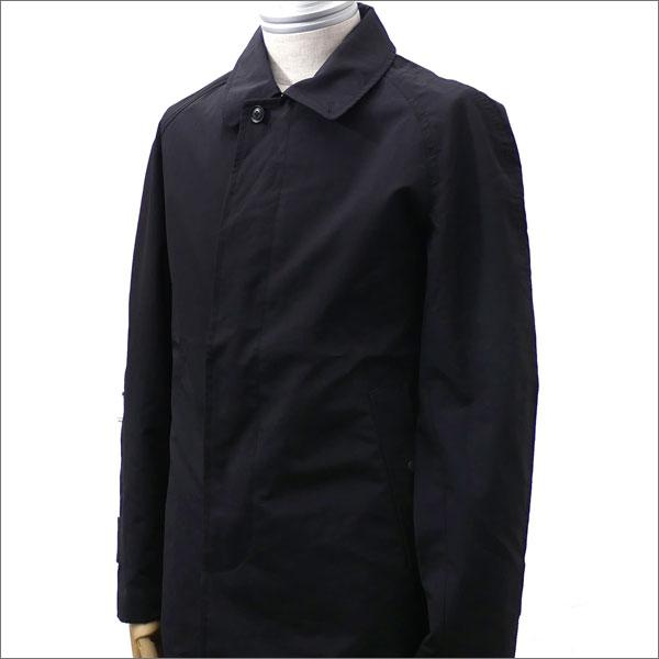 nanamica(ナナミカ) SOUTIEN COLLAR COAT (コート) BLACK 420-000102-021x【新品】
