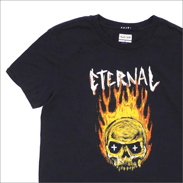 ksubi(スビ) x TRAVIS SCOTTHOT HEAD SS TEE (Tシャツ) BLACK 200-007724-041+【新品】