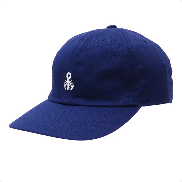 SOPHNET.(ソフネット) SCORPION LOGO COTTON TWILL CAP (キャップ) NAVY 265-000990-017x【新品】