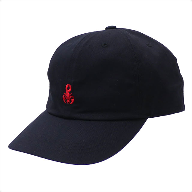 SOPHNET.(ソフネット) SCORPION LOGO COTTON TWILL CAP (キャップ) BLACK 265-000990-011x【新品】