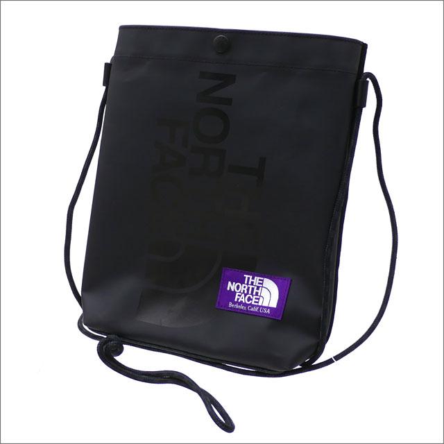 THE NORTH FACE PURPLE LABEL (ザ・ノースフェイス パープルレーベル) TPA Shoulder Pocket (ショルダーバッグ) BLACK 277-002477-011x【新品】