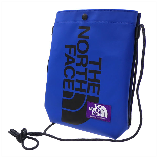 THE NORTH FACE PURPLE LABEL (ザ・ノースフェイス パープルレーベル) TPA Shoulder Pocket (ショルダーバッグ) BLUE 277-002477-014x【新品】