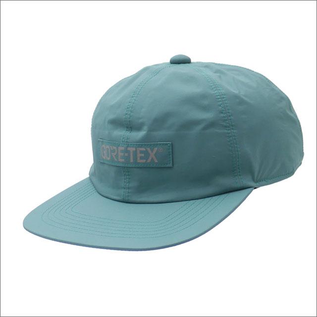 STUSSY(ステューシー) Gore-Tex Products Ball Cap (キャップ) GREEN 420-000133-015x【新品】