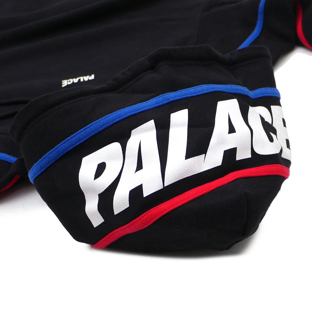 Palace Skateboards パレス スケートボード SLINE HOOD スウェットパーカー BLACK 420000146041 【新品】