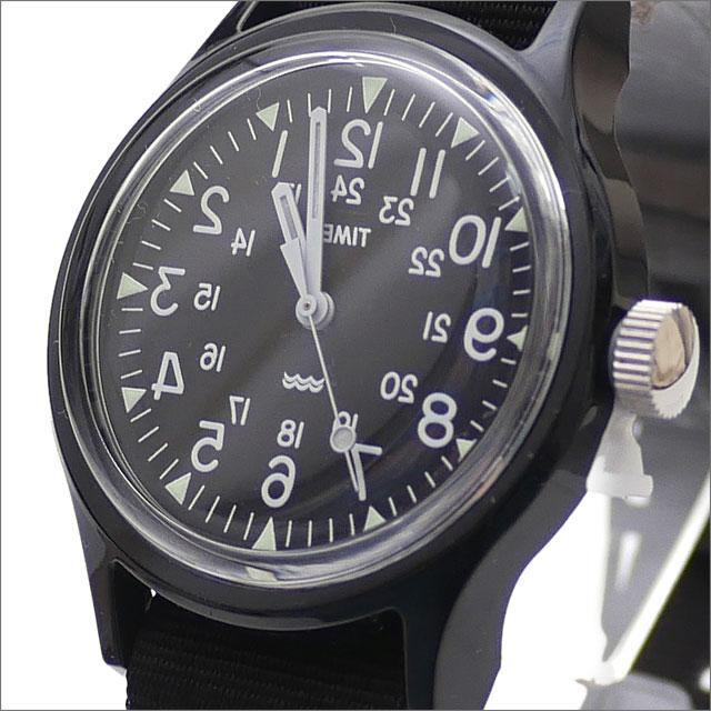 BEAMS BOY(ビームスボーイ) x TIMEX(タイメックス) x Engineered Garments ORIGINAL CAMPER (腕時計) BLACK 287-000213-011x【新品】