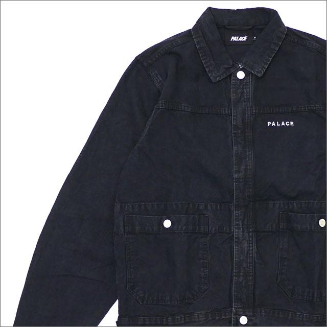 Palace Skateboards(パレス スケートボード) Maru Jacket (デニムジャケット) BLACK 418-000154-031+【新品】