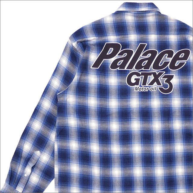 Palace Skateboards(パレス スケートボード) Rodeo Shirt (長袖シャツ) BLACK 418-000153-054+【新品】