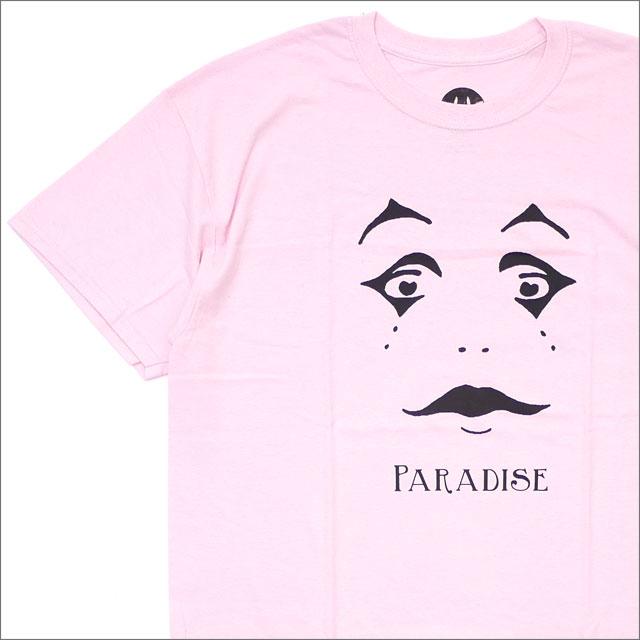 PARADIS3/PARADISE(パラダイス) Mine Tee (Tシャツ) PINK 418-000181-053+【新品】
