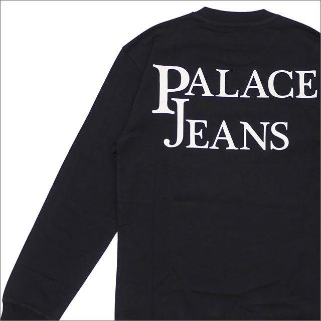 Palace Skateboards(パレス スケートボード) Pj'S Pocket Longsleeve (長袖Tシャツ) BLACK 418-000162-031+【新品】