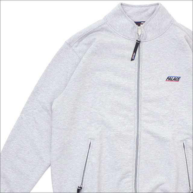 Palace Skateboards(パレス スケートボード) Basically A Track Sweat (スウェット) GREY MARL 418-000175-052+【新品】