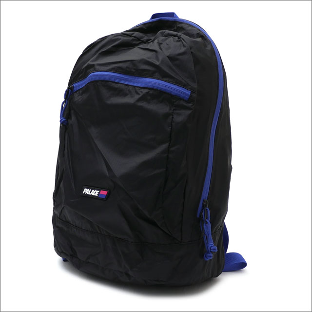 Palace Skateboards(パレス スケートボード) Pack Sack (バックパック) BLACK 418-000170-011+【新品】