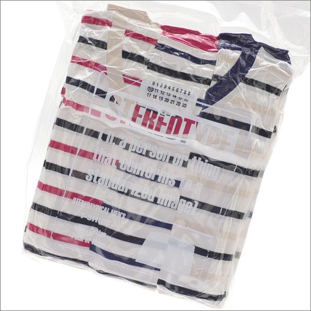 Maison Margiela (メゾン・マルジェラ) STEREOTYPE PACK T-SHIRT (Tシャツ3枚セット) MULTI 200-007835-059+【新品】
