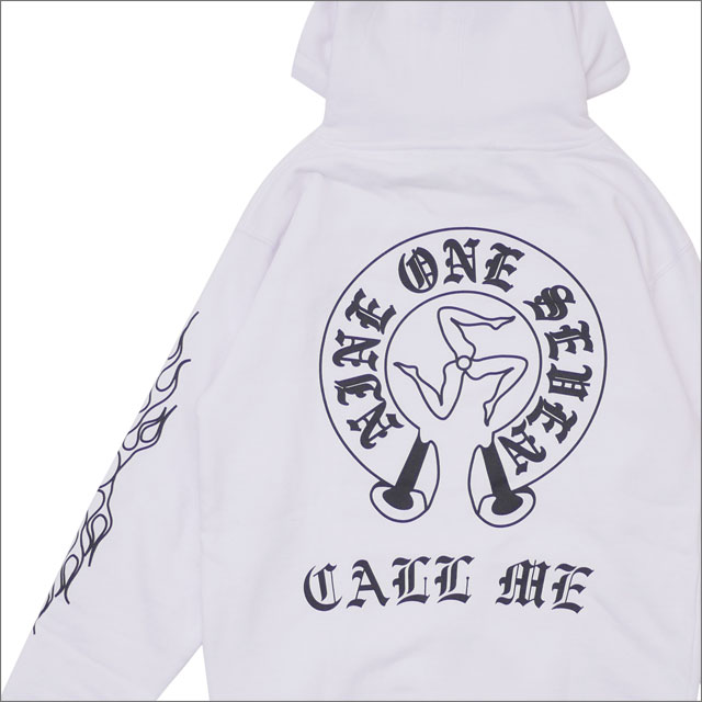 917(ナインワンセブン)(Nine One Seven) Call Me Chopper Pullover Hood (パーカー) WHITE 418-000241-030x【新品】