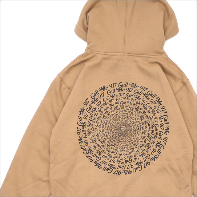 917(ナインワンセブン)(Nine One Seven) Hypnotic Pullover Hood (パーカー) CREAM 418-000250-036x【新品】