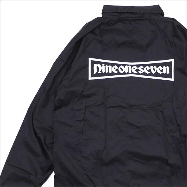 917(ナインワンセブン)(Nine One Seven) 91 Stone Windbreaker (ウインドブレーカー) BLACK 418-000247-031 418-000268-051x【新品】