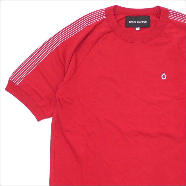 Bianca Chandon(ビアンカシャンドン) Circumflex Athletic T-Shirt (Tシャツ) BRICK 418-000218-039+【新品】