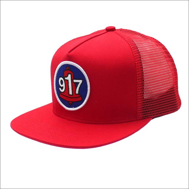917(ナインワンセブン)(Nine One Seven) Club Hat (キャップ) RED 418-000235-013 418-000277-013+【新品】