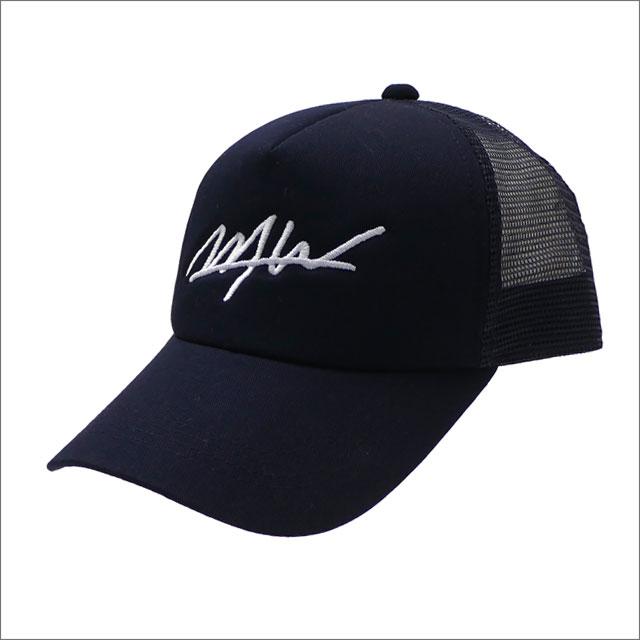 WTW(ダブルティー) LOGO MESH CAP (キャップ) NAVY 251-001264-017x【新品】