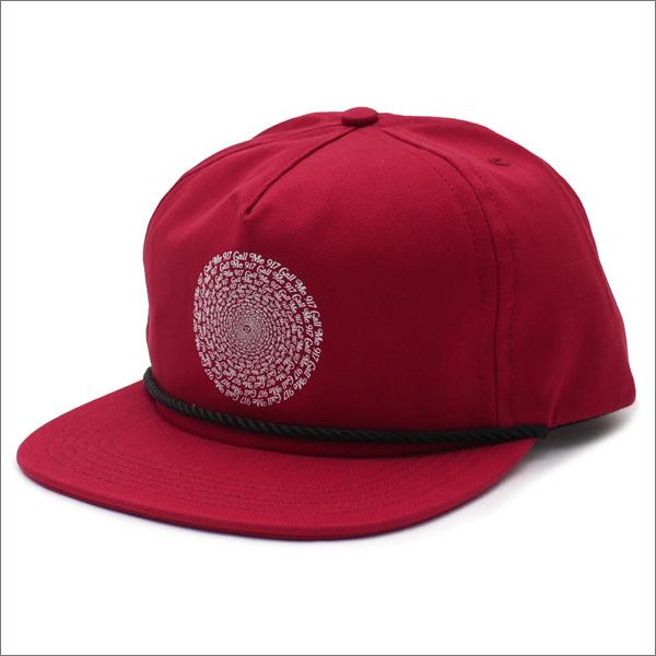 917(ナインワンセブン)(Nine One Seven) Hypnotic Hat (キャップ) RED 418-000249-013 418-000288-013+【新品】