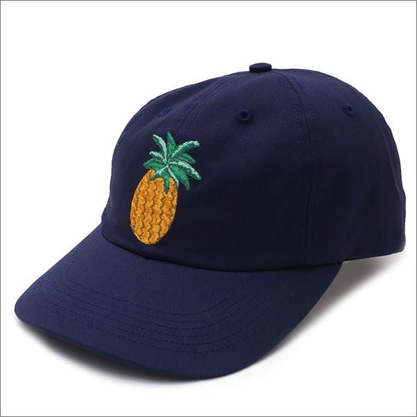917(ナインワンセブン)(Nine One Seven) Pineapple Hat (キャップ) NAVY 418-000262-017 418-000266-017+【新品】