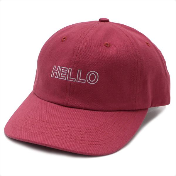 917(ナインワンセブン)(Nine One Seven) Shalom Hat (キャップ) RED 418-000263-013+【新品】