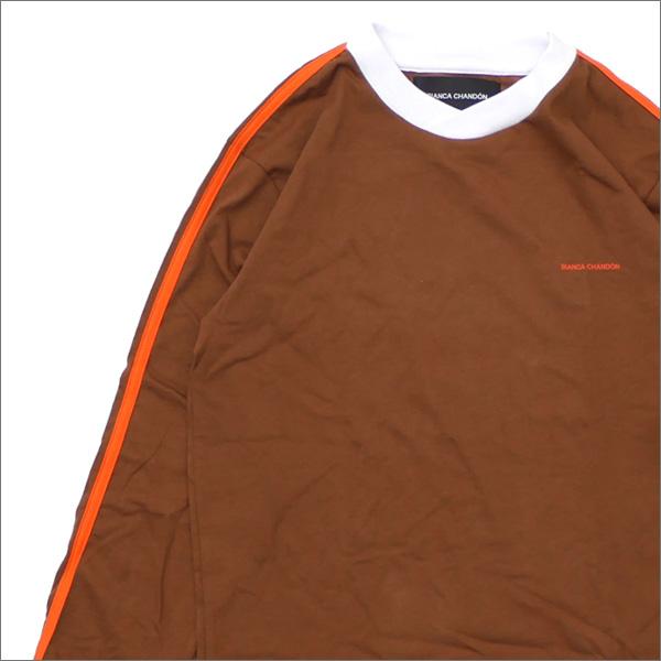 Bianca Chandon(ビアンカシャンドン) Ayso Longsleeve T-Shirt (長袖Tシャツ) BROWN 418-000213-036+【新品】