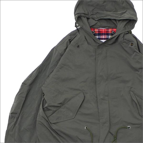 Bianca Chandon(ビアンカシャンドン) Oversized Adjustable Jacket (ジャケット) OLIVE 418-000310-045+【新品】