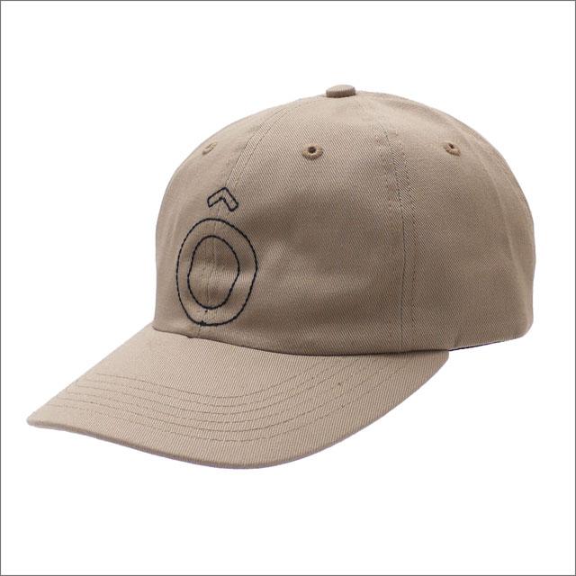 Bianca Chandon(ビアンカシャンドン) Circumflex Logo Polo Cap (キャップ) KHAKI 420-000183-016+【新品】