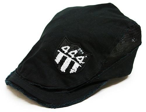 YOSHINORI KOTAKE(요시노리코타케) 444 로고 헌팅 BLACK 256-000007-011