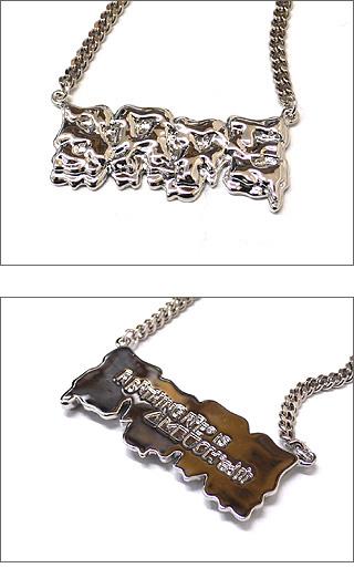A BATHING APE (APE) x AMBUSH ( ambush ) BAPE chain necklace 267-000069-018-167-000113 jwh-018 which 167 - 000112 - 012