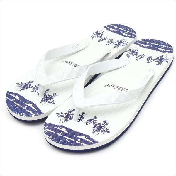 卧底 (下盖) x HAYN (瑞安) 292-000196-260 白色不明飞行物凉鞋 (触发器) +