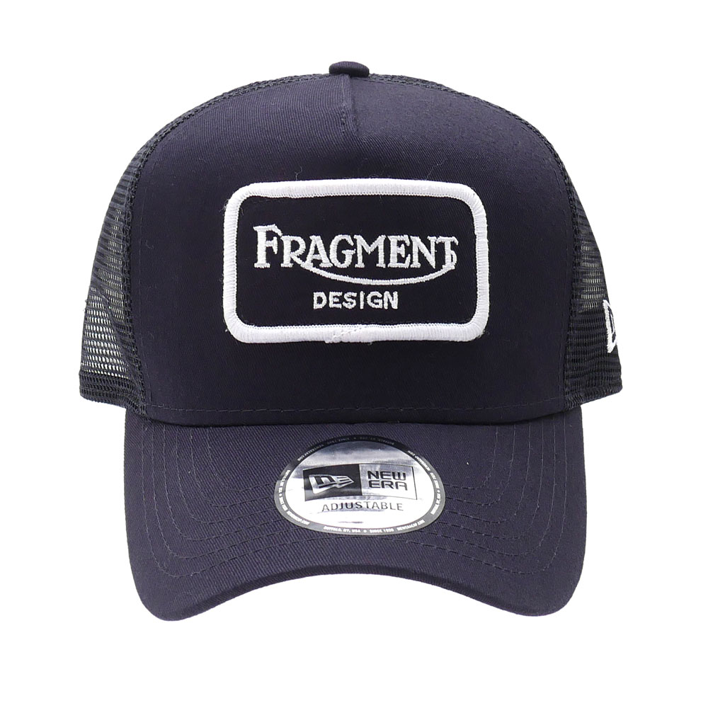 THE PARK-ING GINZA x Fragment Design fragment design x New Era  265-000730-017 NAVY MESH CAP + 308d602c558