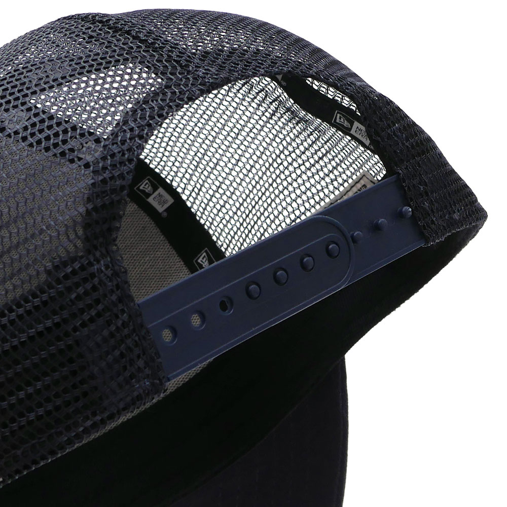 THE PARK・ING GINZA(더・주차 긴자) x Fragment Design(fragment 디자인) x New Era(뉴 에러) MESH CAP (캡) NAVY 265-000730-017+