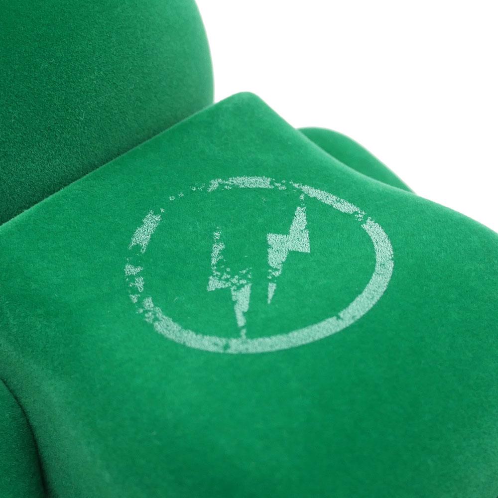 THE PARK・ING GINZA(더・주차 긴자) x MEDICOM TOY(메디콤・토이) BE@RBRICK fragment design 400% (베어 브릭)(피겨) GREEN 283-000416-015+