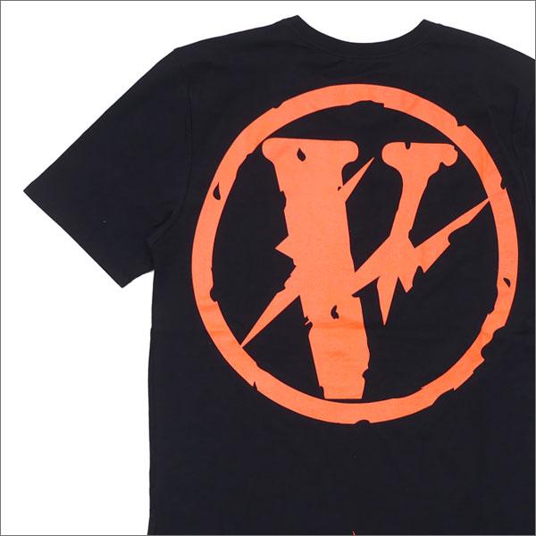 VLONE x Fragment Design x NIKE PARKING S/S TEE (T-shirt) BLACK 200-007313-041+ THE PARK ING GINZA