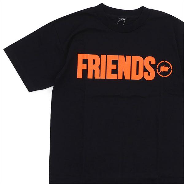 732fcc92 Cliff Edge: VLONE x Fragment Design FRIENDS TEE (T-shirt) BLACK 200 ...