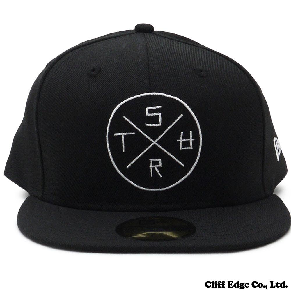 RHC Ron Herman(론 하맨) x SURT(서트) SURT LOGO FITTED CAP(캡) BLACK 250-000369-061+