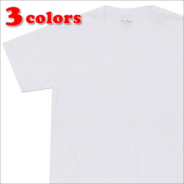 Ron Herman(ロンハーマン) V-NECK TEE (Tシャツ) 200-007081-030x【新品】