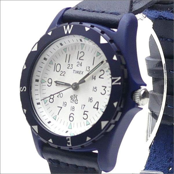 ロンハーマン RHC Ron Herman x TIMEX タイメックス SAFARI サファリ 腕時計 NAVY 287000196017 【新品】