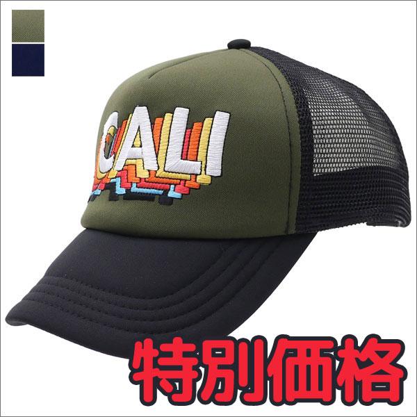 【期間限定特別価格!!】 Ron Herman(ロンハーマン) Cali Trucker Cap (キャップ) 251-001107-015+【新品】