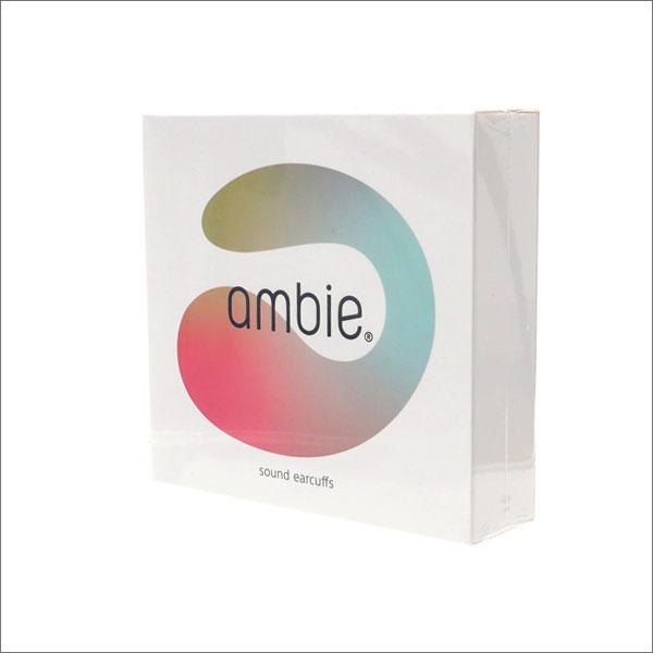 ambie(アンビー) Ron Herman(ロンハーマン) 取り扱い ambie sound earcuffs (イヤホン) Asphalt Black 290-004321-011+【新品】