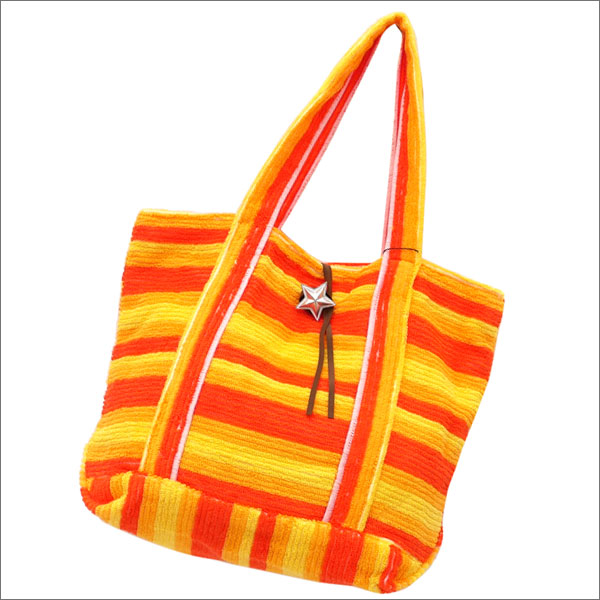 Ron Herman(ロンハーマン) x Sieste Peau(シエスタポー) Tote bag S (トートバッグ) ORANGE 277-002417-038x【新品】