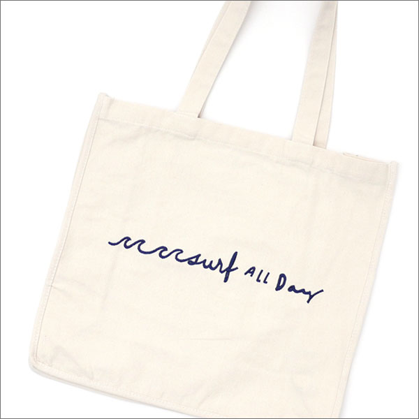 Ron Herman(ロンハーマン) SURF ALL DAY TOTE BAG (トートバッグ) NATURAL 290-004488-010+【新品】