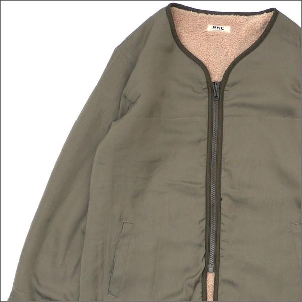 RHC Ron Herman(ロンハーマン) Pile Reversible Jacket (リバーシブルジャケット) OD 225-000329-045x【新品】