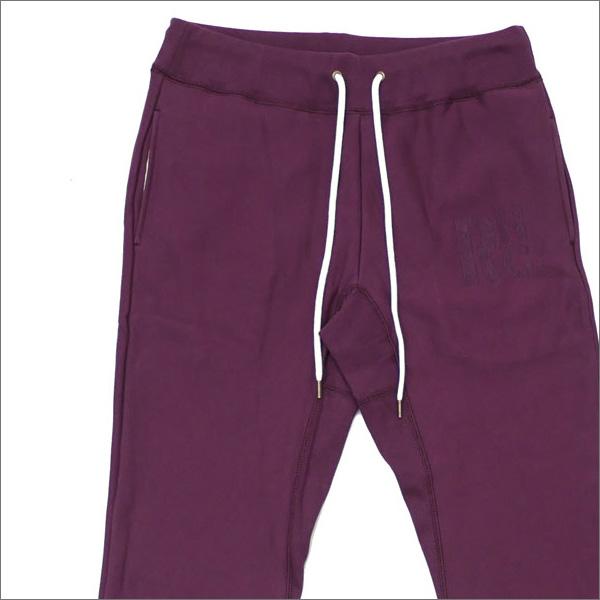 RHC Ron Herman(ロンハーマン) RHC Logo Sweat Pants (スウェットパンツ) BURGUNDY 243-000152-043x【新品】