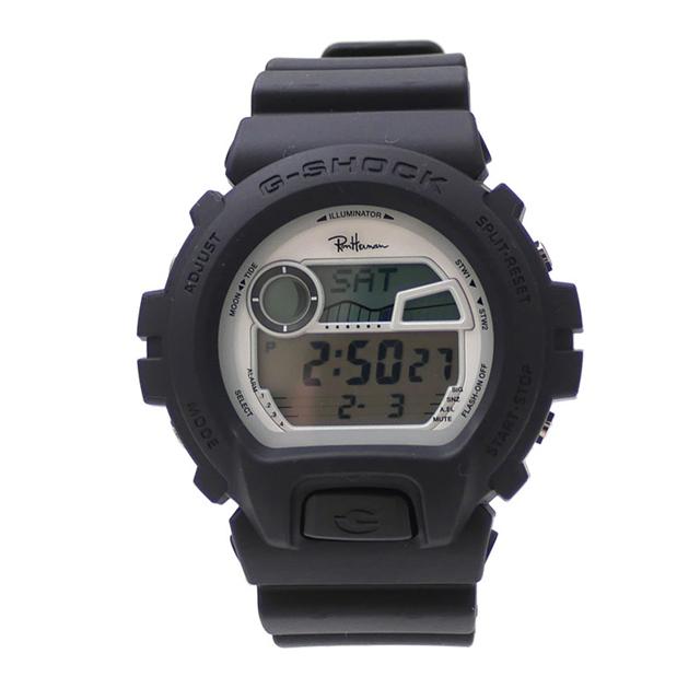 Ron Herman(ロンハーマン) x CASIO(カシオ) G-SHOCK GLX-6900-1JF (ジーショック)(腕時計) BLACK 287-000211-011x【新品】