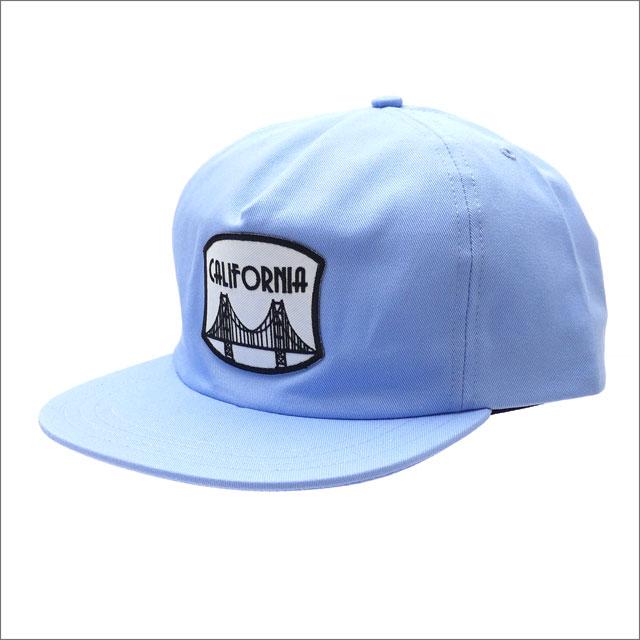 Ron Herman(ロンハーマン) x Cooperstown Ball Cap(クーパーズタウン) California Patch Cap (キャップ) LT.BLUE 265-000985-014-【新品】